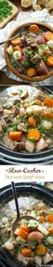 This hearty beef stew cooks comple - 120 Delicious Stew Recipes - RecipePin.com