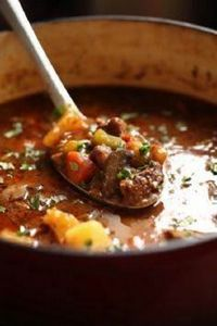 Italian Beef Stew ~ This is full o - 120 Delicious Stew Recipes - RecipePin.com