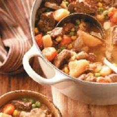 Tangy Beef and Vegetable Stew...ge - 120 Delicious Stew Recipes - RecipePin.com