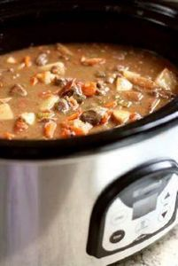 The Best Crockpot Beef Stew: Butte - 120 Delicious Stew Recipes - RecipePin.com