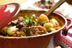 Satisfying Soup Recipe: Beef Stew - 120 Delicious Stew Recipes - RecipePin.com