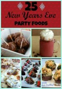 Six Sisters 25 New Years Eve Party - 300 Tailgating Recipes - RecipePin.com