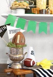 Set up a game day popcorn bar with - 300 Tailgating Recipes - RecipePin.com