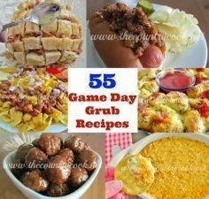 55 Game Day Recipes {or just make  - 300 Tailgating Recipes - RecipePin.com
