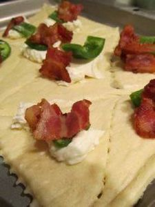 Bacon, Jalepeno, and cream cheese  - 300 Tailgating Recipes - RecipePin.com