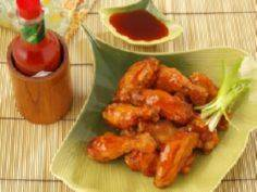 EAST ASIAN STYLE WINGS (GAME DAY A - 300 Tailgating Recipes - RecipePin.com