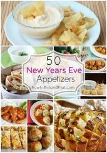 newyearsfoodfinal - 300 Tailgating Recipes - RecipePin.com