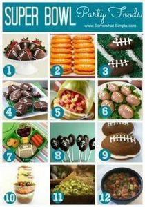 Football Party Foods - 300 Tailgating Recipes - RecipePin.com