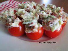 The Country Cook: BLT Bites - 300 Tailgating Recipes - RecipePin.com