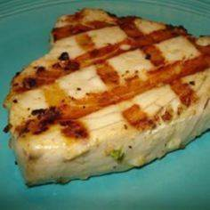 Spicy Grilled Tuna Steaks @ allrec - 400 Tasty Tuna Recipes - RecipePin.com