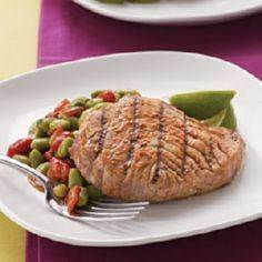 Healthy Grilled Recipes Under 300  - 400 Tasty Tuna Recipes - RecipePin.com