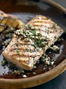 Grilled Tuna Steaks | Men's Health - 400 Tasty Tuna Recipes - RecipePin.com