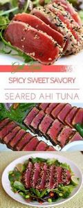 PrintGrill Lovers' Spicy Sweet Sav - 400 Tasty Tuna Recipes - RecipePin.com