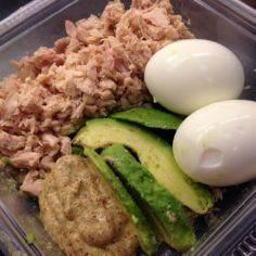 Great snack idea and easy meal pre - 400 Tasty Tuna Recipes - RecipePin.com