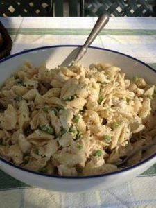 Tuna Macaroni Salad...can't wait t - 400 Tasty Tuna Recipes - RecipePin.com