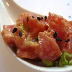 Jackson and Laguna: Spicy Tuna Pok - 400 Tasty Tuna Recipes - RecipePin.com