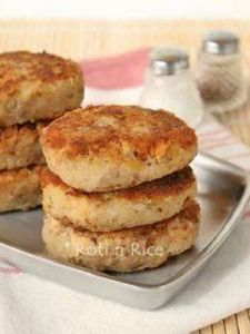 Chickpea and Tuna Patties - Looks  - 400 Tasty Tuna Recipes - RecipePin.com