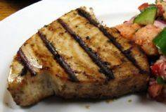 Spicy Tuna Steaks: I absolutely love this recipe! The flavors are well balanced and complement each other beautifully. I enjoyed the marinade so much that next time I'll marinate steak in it. -Deely - 400 Tasty Tuna Recipes - RecipePin.com