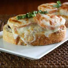 Kicked Up Tuna Melts!! - 400 Tasty Tuna Recipes - RecipePin.com