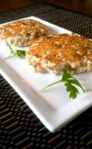 quick and easy healthy tuna pattie - 400 Tasty Tuna Recipes - RecipePin.com