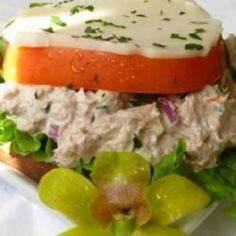 Grilled tuna toasties - 400 Tasty Tuna Recipes - RecipePin.com