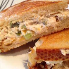 Spicy Tuna Melt - keviniscooking.c - 400 Tasty Tuna Recipes - RecipePin.com