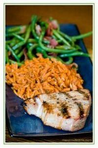 Citrus Marinated Tuna Steaks - 400 Tasty Tuna Recipes - RecipePin.com