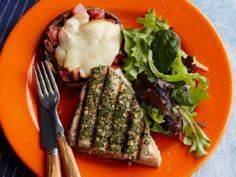 Tuscan-Style Grilled Tuna Steaks f - 400 Tasty Tuna Recipes - RecipePin.com
