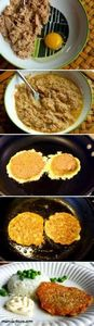 Tuna Omelette | Recipe By Photo we - 400 Tasty Tuna Recipes - RecipePin.com