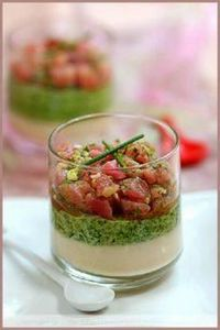 Tuna Tartare minii cups - 400 Tasty Tuna Recipes - RecipePin.com