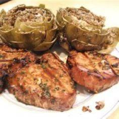 Marinated Tuna Steak Recipe - This - 400 Tasty Tuna Recipes - RecipePin.com