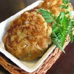 Easy Tuna Patties - These patties  - 400 Tasty Tuna Recipes - RecipePin.com