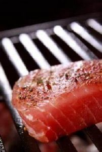 Grilling Tuna Steaks - 400 Tasty Tuna Recipes - RecipePin.com