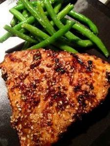 Tuna Steak INGREDIENTS 2 albacore  - 400 Tasty Tuna Recipes - RecipePin.com