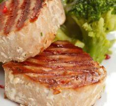 Grilled Tuna With Miso And Mayonna - 400 Tasty Tuna Recipes - RecipePin.com