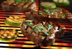 Grilled Tuna Steaks with Cilantro  - 400 Tasty Tuna Recipes - RecipePin.com