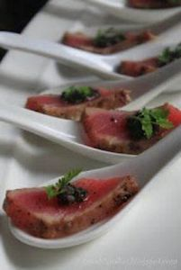 Seared tuna - 400 Tasty Tuna Recipes - RecipePin.com
