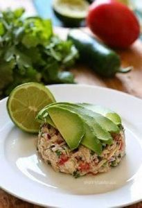 "Canned Tuna ""Ceviche"" 