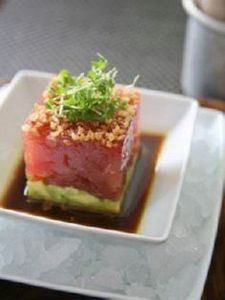 Tuna Tartare with Avocado and Soy  - 400 Tasty Tuna Recipes - RecipePin.com