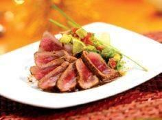 Seared Ahi Tuna Recipe | Foodland - 400 Tasty Tuna Recipes - RecipePin.com