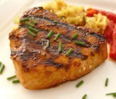 Red Curry Tuna Steaks - 400 Tasty Tuna Recipes - RecipePin.com