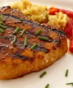 Red curry tuna steaks. - 400 Tasty Tuna Recipes - RecipePin.com
