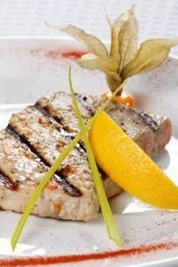 Dinner Recipe: Grilled Tuna Steaks - 400 Tasty Tuna Recipes - RecipePin.com