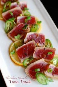 Simply pick up some beautifully fr - 400 Tasty Tuna Recipes - RecipePin.com