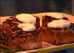Spicy #Caribbean Grilled #Tuna Rec - 400 Tasty Tuna Recipes - RecipePin.com