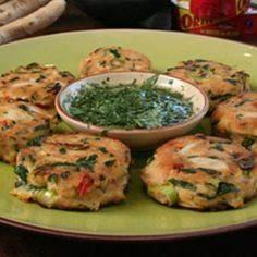 Try this Spicy Tuna Fish Cakes rec - 400 Tasty Tuna Recipes - RecipePin.com