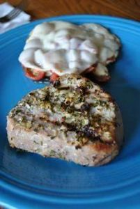 Lemon-Rosemary Grilled Yellowfin T - 400 Tasty Tuna Recipes - RecipePin.com