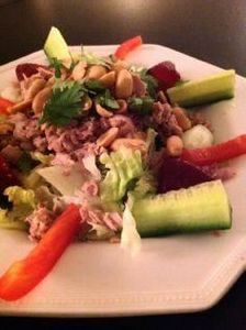 Thai tuna salad - whether you are  - 400 Tasty Tuna Recipes - RecipePin.com
