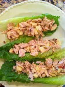 Paleo Tuna Salad - 400 Tasty Tuna Recipes - RecipePin.com
