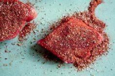 ▲blackened tuna steaks-good.  made - 400 Tasty Tuna Recipes - RecipePin.com